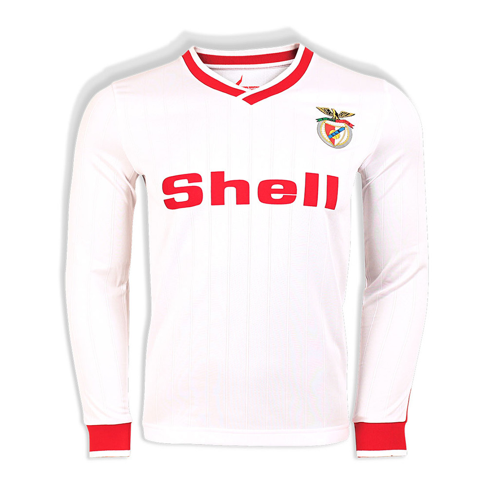 Benfica 1984-85 Retro Football Jersey