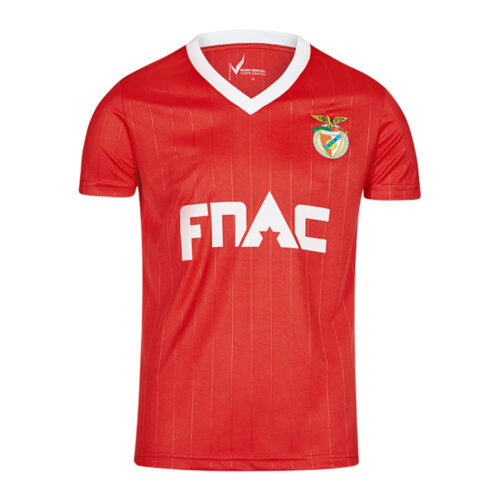 Benfica 1987-88 Retro Football Shirt