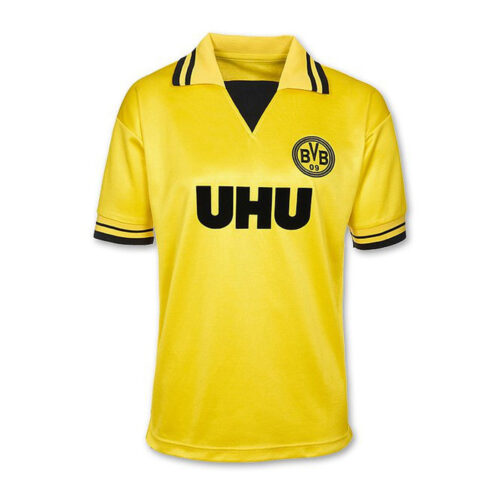 Borussia Dortmund 1981-82 Retro Football Shirt