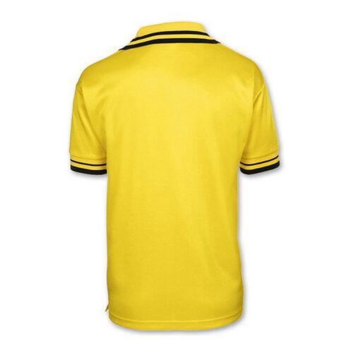 Borussia Dortmund 1981-82 Maglia Storica Calcio
