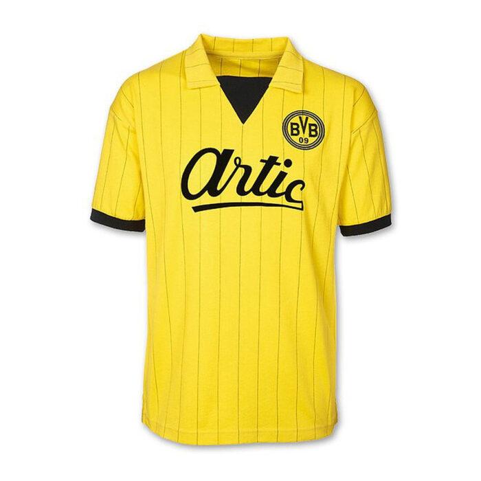 Borussia Dortmund 1984-85 Retro Football Shirt