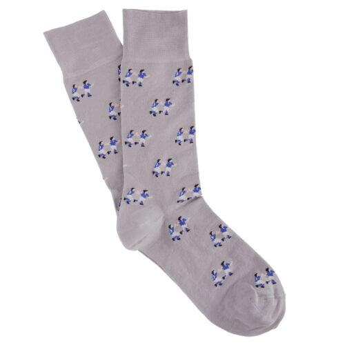 Copa Azzurri Goal Celebration Casual Socks