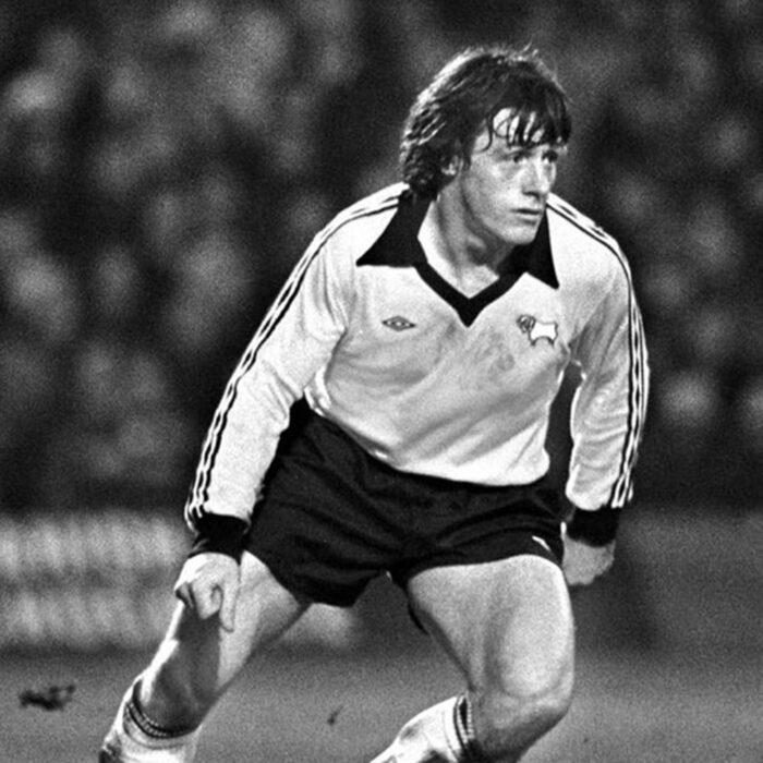 Derby County 1976-77 Maglia Storica Calcio