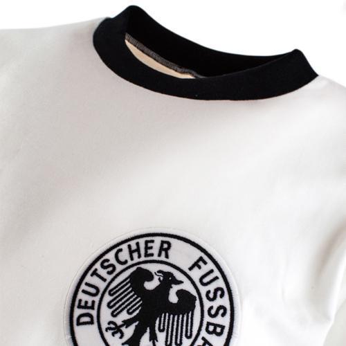 Germania Ovest 1974 Maglia Calcio Storica