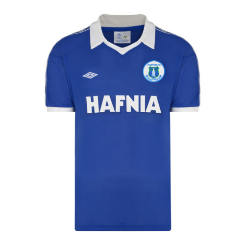 Everton 1980-81 Retro Football Shirt