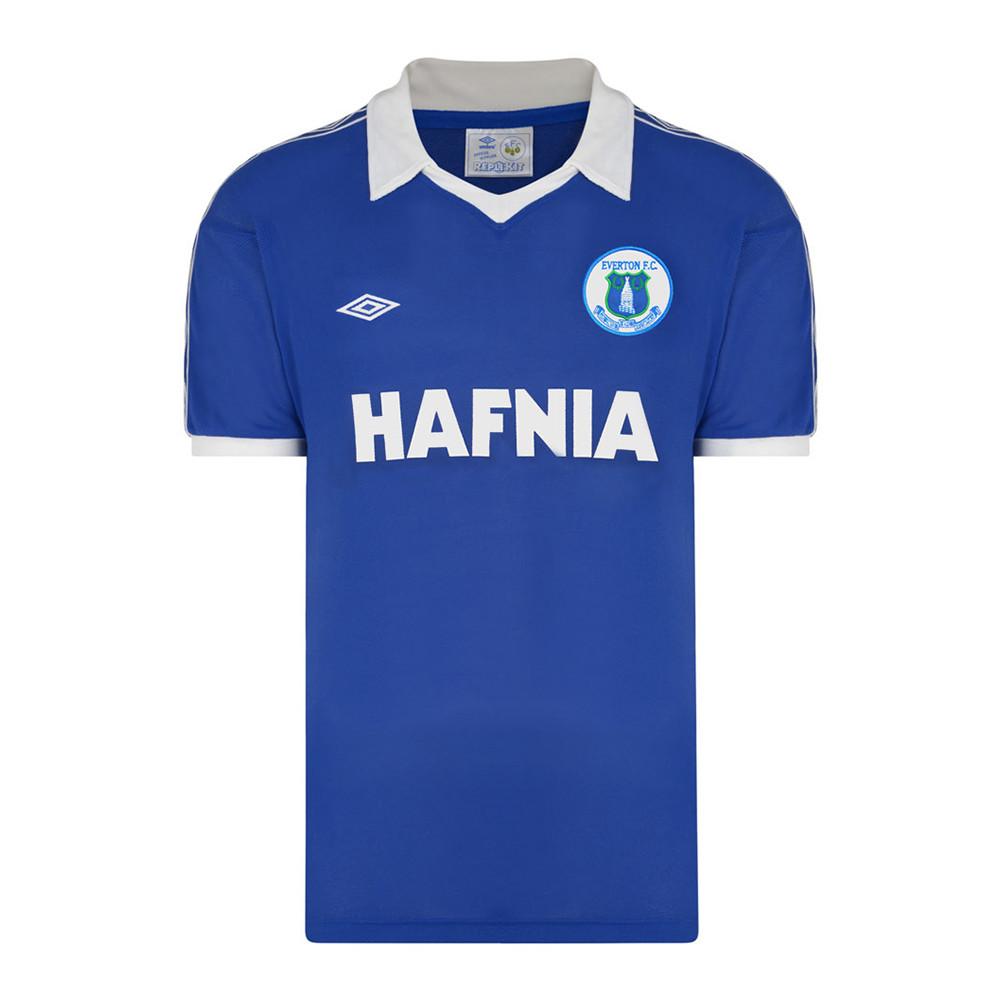 Everton 1980-81 Retro Football Shirt
