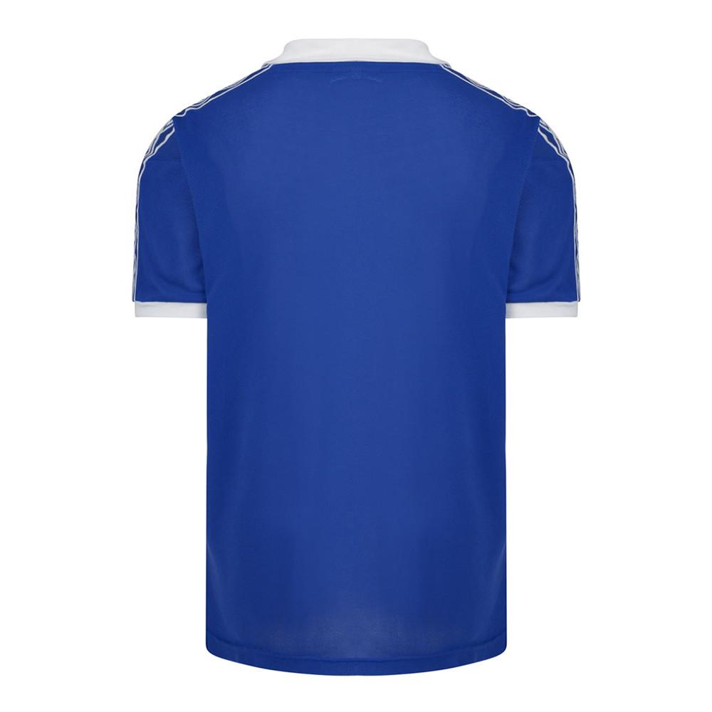Everton 1980-81 Maglia Storica Calcio