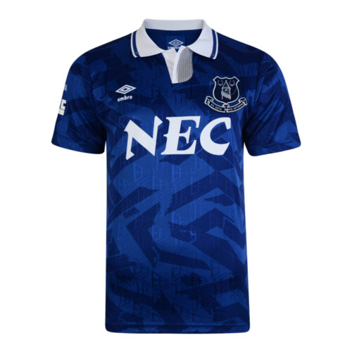 Everton 1992-93 Retro Football Shirt