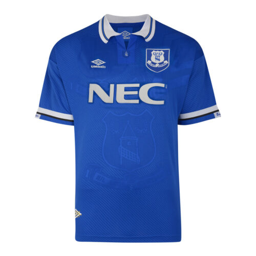 Everton 1993-94 Retro Football Shirt