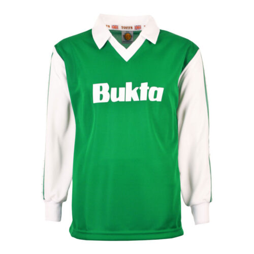 Hibernian 1979-80 Retro Football Shirt