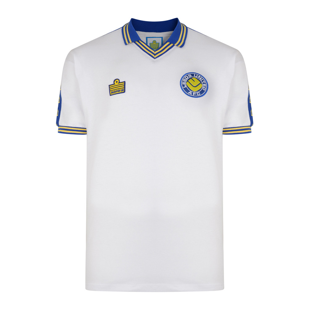 Leeds United 1977-78 Retro Football Shirt