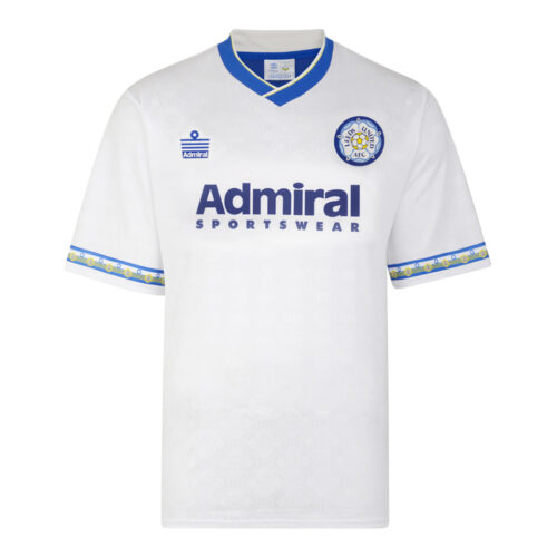 Leeds United 1992-93 Camiseta Retro Fútbol