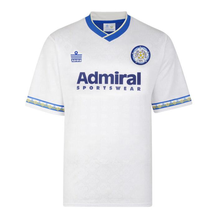 Leeds United 1992-93 Retro Football Shirt