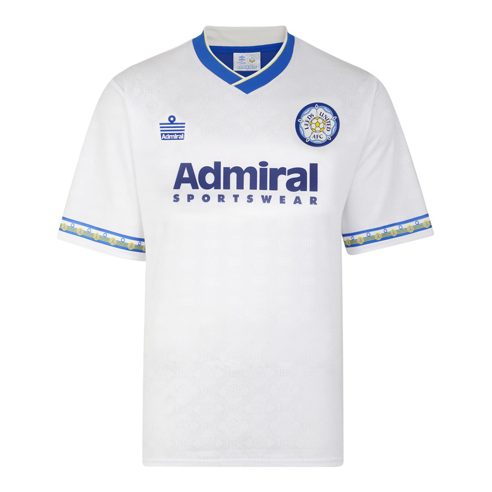 Leeds United 1992-93 Retro Football Shirt
