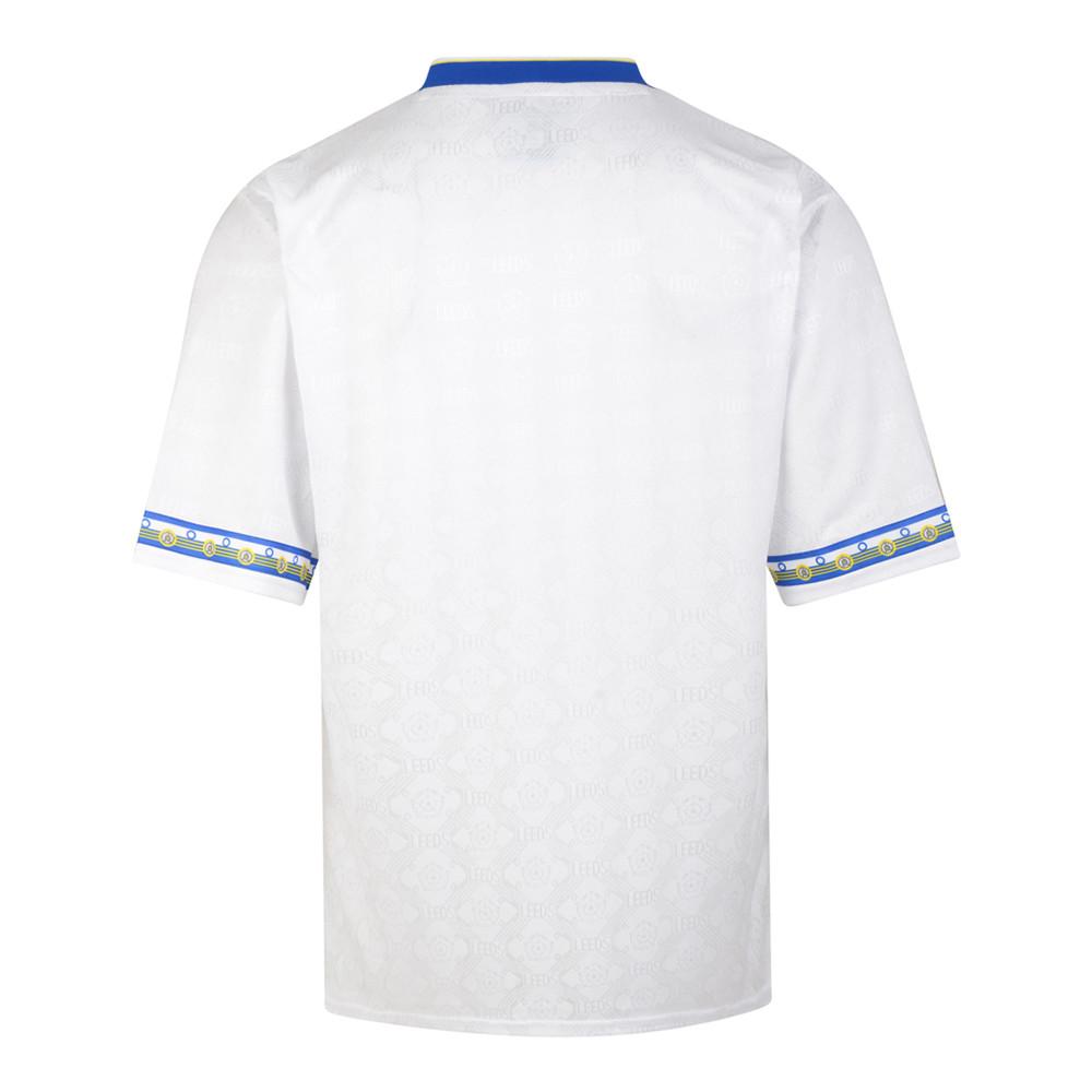 Leeds United 1992-93 Maglia Storica Calcio