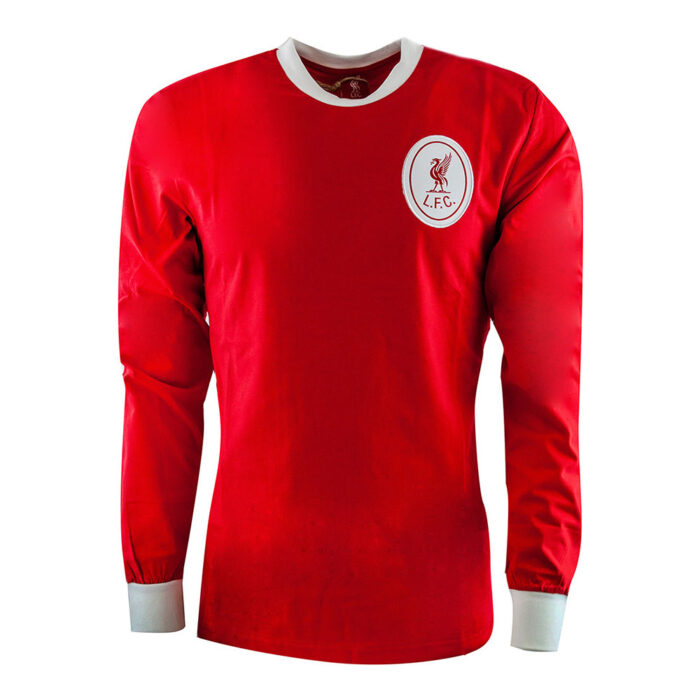 Liverpool 1963-64 Maillot Rétro Foot