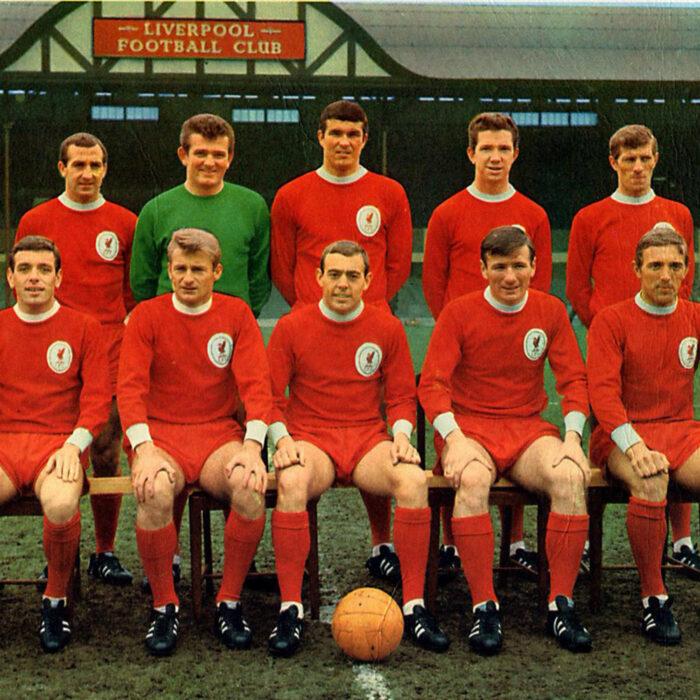 Liverpool 1963-64 Maglia Storica Calcio