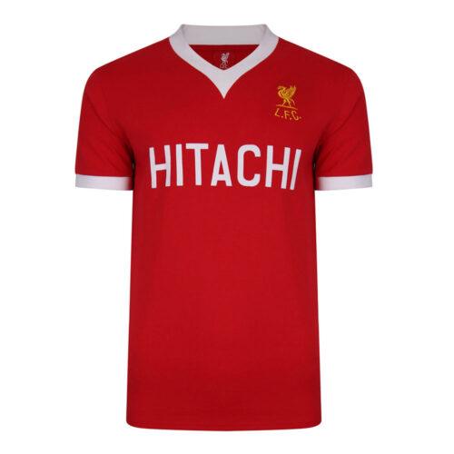 Liverpool 1979-80 Maglia Storica Calcio