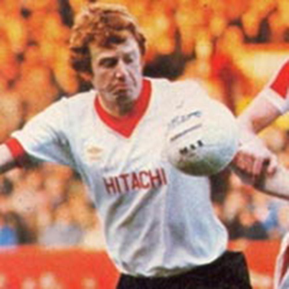Liverpool 1979-80 Away Maglia Storica Calcio