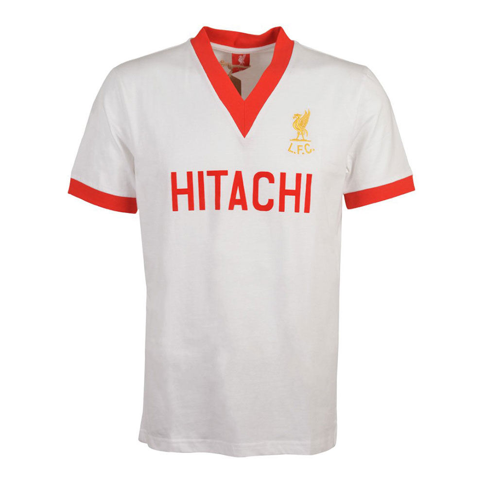 Liverpool 1979-80 Retro Football Jersey