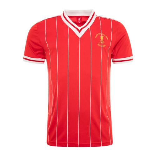Liverpool 1983-84 Maglia Vintage Calcio