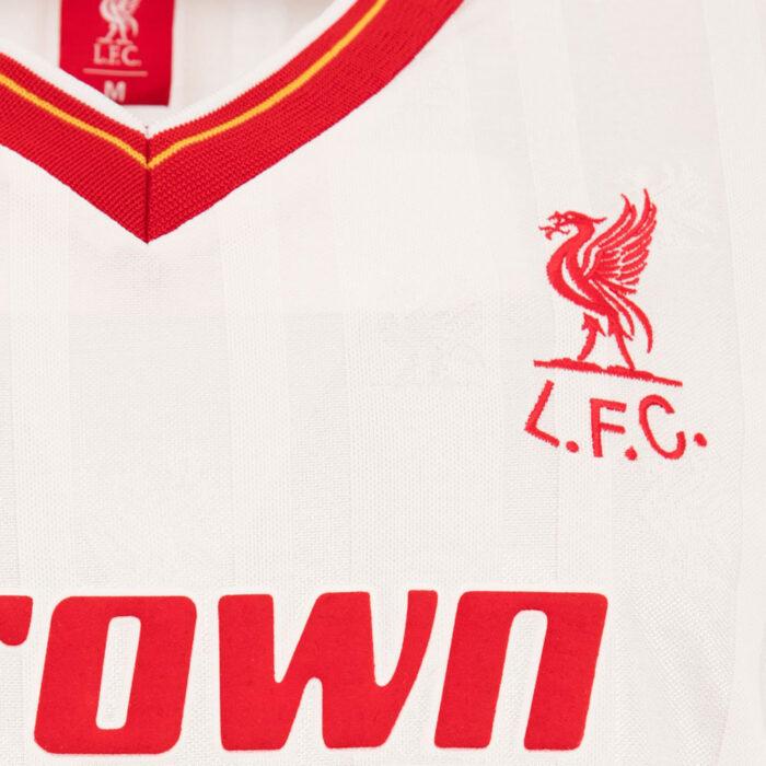 Liverpool 1985-86 Terza Maglia