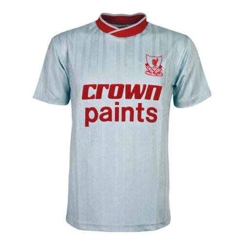 Liverpool 1987-88 Maglia Calcio Storica