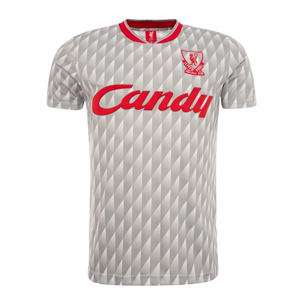 Liverpool 1989-90 Maglia Calcio Storica