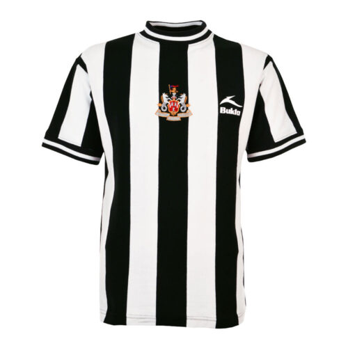 Newcastle United 1974-75 Retro Football Shirt