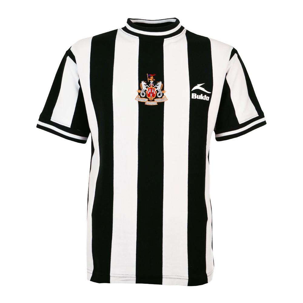 Newcastle United 1974-75 Maglia Storica Calcio