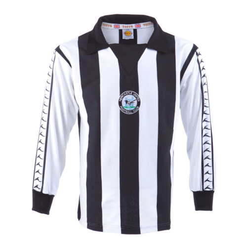 Newcastle United 1977-78 Retro Football Shirt
