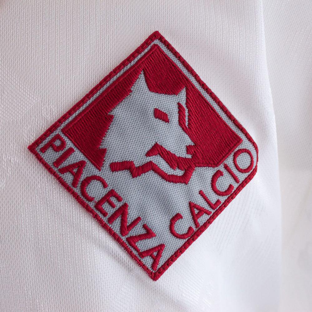 Piacenza 1994-95 Away Maglia Storica Calcio