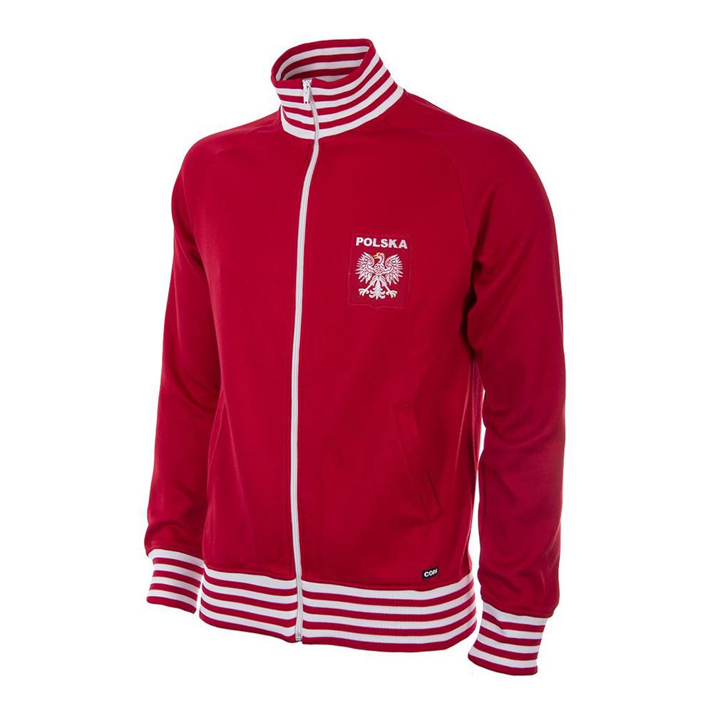Polonia 1980 Giacca Storica Calcio