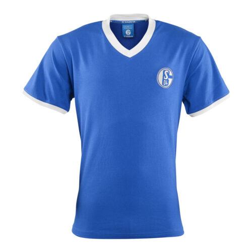 Schalke 04 1971-72 Retro Football Shirt