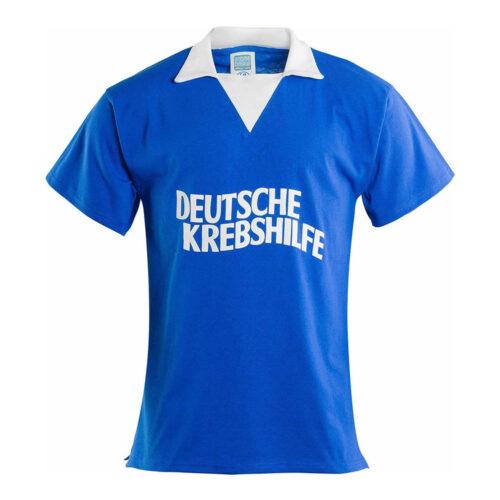 Schalke 04 1978-79 Maillot Rétro Foot