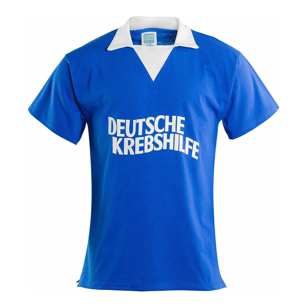 Schalke 04 1978-79 Retro Football Shirt