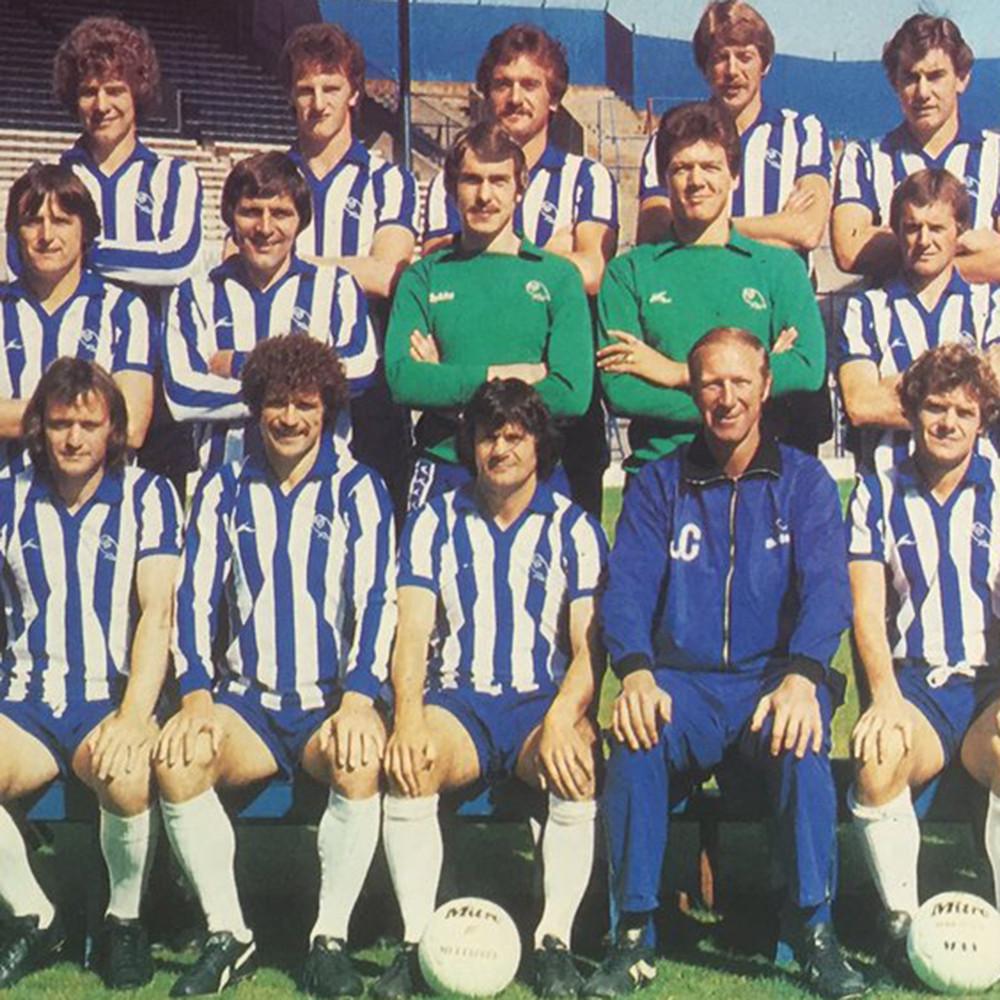 Sheffield Wednesday 1979-80 Maglia Storica