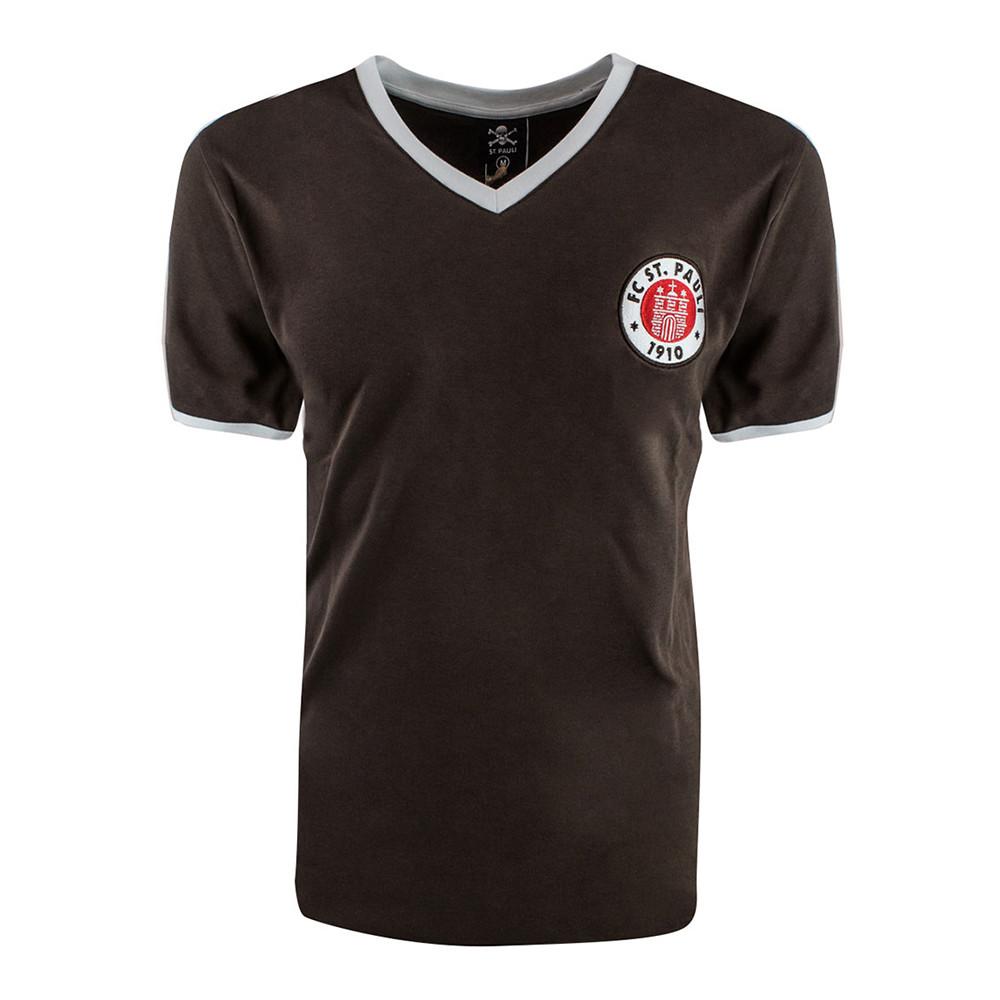 St Pauli 1963-64 Maglia Storica Calcio