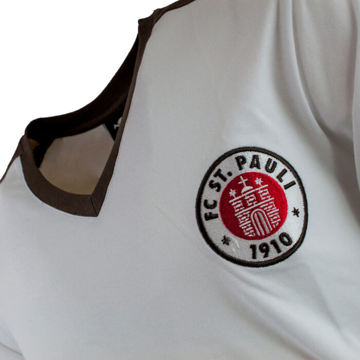 St Pauli 1965-66 Away Maglia Storica Calcio