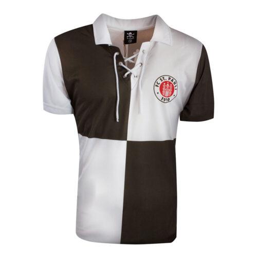St Pauli 1991-92 Maillot Rétro Foot
