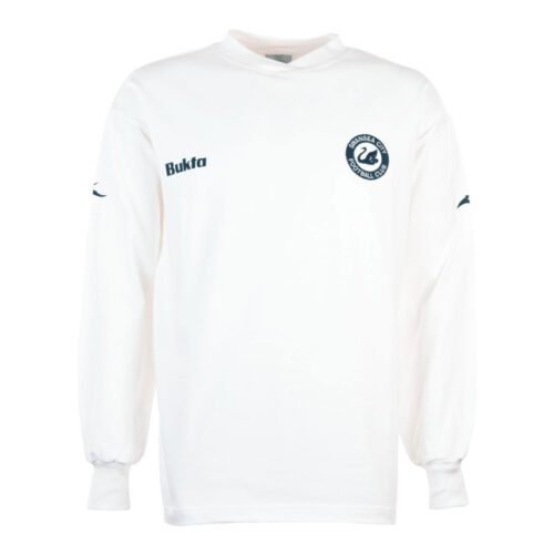 Swansea City 1978-79 Maillot Rétro Foot