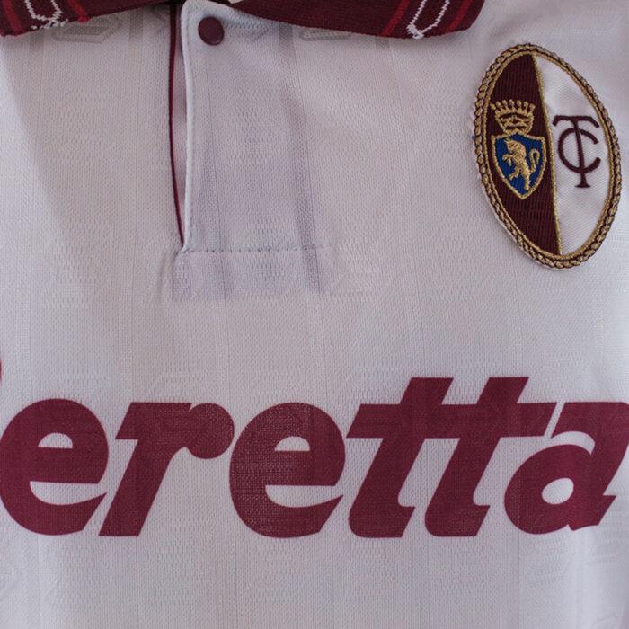 Torino 1992-93 Away Maglia Storica Calcio