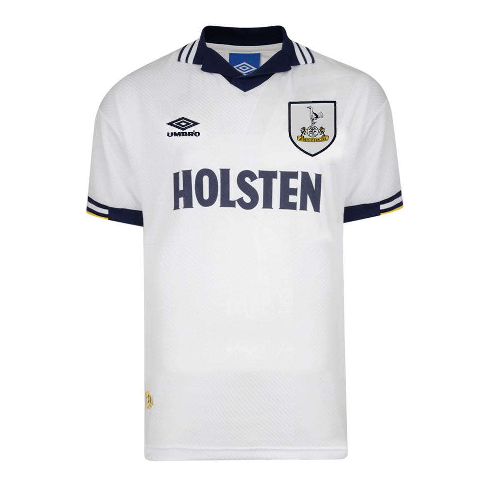 Tottenham Hotspur 1994-95 Camiseta Retro Fútbol