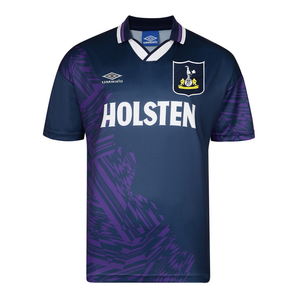 Tottenham Hotspur 1994-95 Camiseta Fútbol Retro