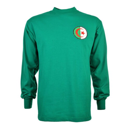 Algeria 1968 Retro Football Shirt