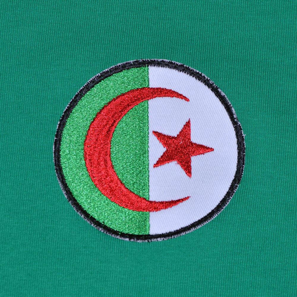 Algeria 1968 Maglia Storica Calcio