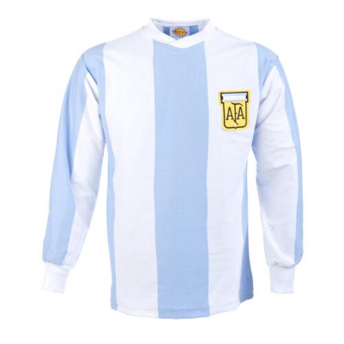 Argentina 1978 Camiseta Retro Fútbol