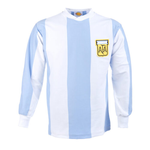 Argentine 1978 Maillot Rétro Foot