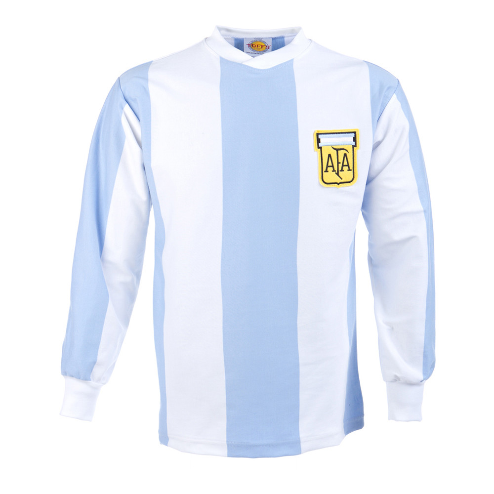 Argentina 1978 Retro Football Shirt