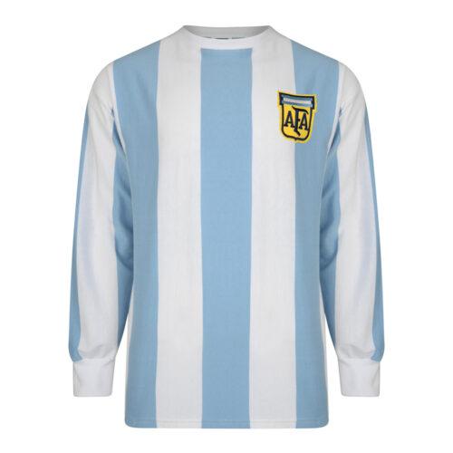 Argentina 1978 Retro Football Shirt